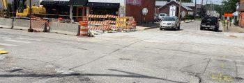Pike Street is Open.